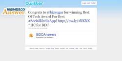 BizSugar Small Business Social Media 5