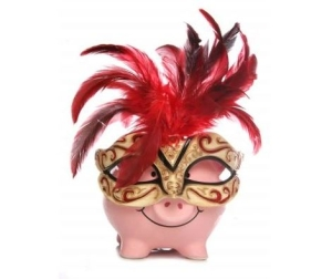 piggy bank disguise