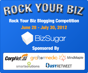 Rock Your Biz Blogging Competition