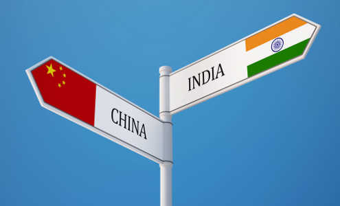 China and IndiaEDIT