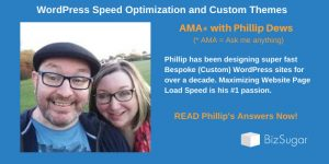 WordPress Speed Optimization Phillip Dews