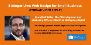 Web Design with Jon-Mikel Bailey VIDEO REPLAY